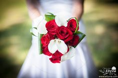 Свадебный букет невесты.