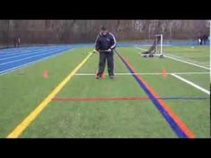 Field Hockey Drills: Receiving the Ball - YouTube