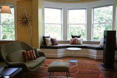 gemütliche fenstersitze und erkerfenster moderne ausstattung