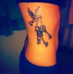 Oriental design tattoo with ribbon img83d05381e1fafdd30