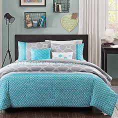 jcp | Intelligent Design Zara Geometric Comforter Set