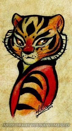 master tigress by on deviantart tigresa kung fu panda pinterest. Black Bedroom Furniture Sets. Home Design Ideas