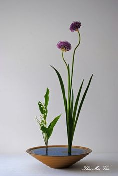 Style Shoka Shimputai - Art floral Ikebana …