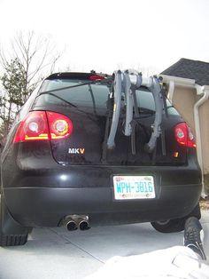 """VW Rabbit Forum """" Saris Bones Bike Carrier"""" Volkswagen Rabbit Owners Club"""