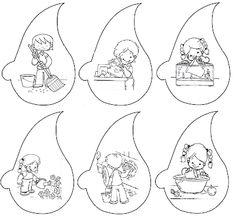 - Her Crochet Montessori Activities, Water Activities, Activities For Kids, Preschool Education, Preschool Worksheets, Basic Geography, Planet Crafts, World Water Day, Water Cycle