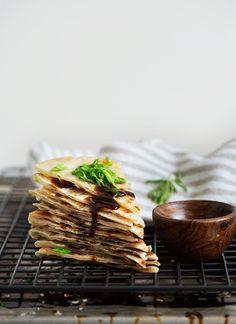 ... Scallion Pancake   Recipe   Scallion Pancakes, Pancakes and Beef
