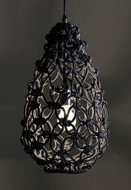 New diy lamp rope pendant lights ideas - Modern Modern Macrame, Rope Pendant Light, Pendant Lights, Pendant Chandelier, Diy Luminaire, Macrame Projects, Macrame Knots, Lamp Shades, Lanterns
