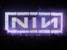 Nine Inch Nails.  Trent Reznor is amazing. #music #nin #industrial