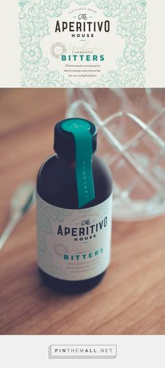 The Aperitivo House — The Dieline - Branding & Packaging - created via http://pinthemall.net
