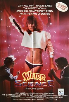 b39402c1fa weird science uk one sheet movie poster 1985 Kelly LeBrock, available for  purchase from our collection.