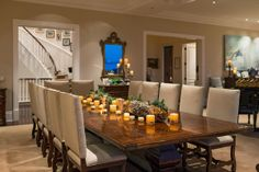 The Real Housewives of Beverly Hills' Yolanda Foster once shared the house with composer David Foster and her supermodel daughters Gigi and Bella Hadid Celebrity Houses, Malibu Mansion, Decor, Living Room Decor, Dinning Room, Yolanda Foster Home, Home, Rustic Dining Table, Malibu Homes
