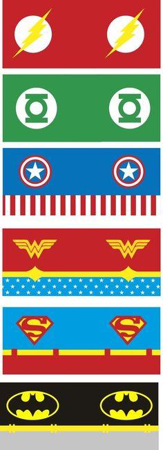 Résultats de recherche d'images pour «simbolos super herois png»