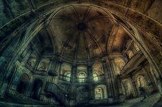 Photograph Smells Like Teen Spirit by Pati Makowska on 500px. Abandoned Evangelic Church, Poland