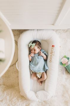DockATot is a must have for new parents. Find out about this best baby product 2016 at dockatot.com.
