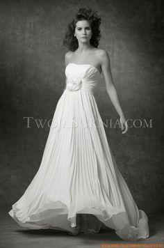 Kolumne Elegante Brautkleider