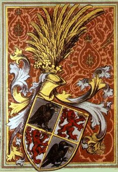 Hunyadi János címere Matthias Corvinus, Hungary History, Black Armor, Ottoman Turks, Father John, Heart Of Europe, 15th Century, Renaissance, John Wayne