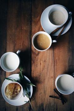 5 Cozy Diy Coffee Creamers