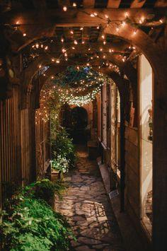 kailyn julianna // carmel-by-the-sea twinkle lights.