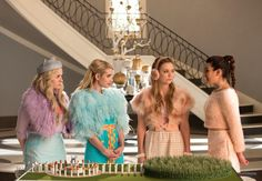 "The Chanels in Scream Queens 1x05 ""Pumpkin Patch"""