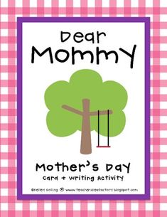 Help your students show their moms just how much they love them with this cute Mother's Day photo card.  It's easy.  It's quick.  And, best of all,...