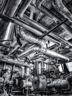 Halls of the Pipes by Christian Boss on 500px
