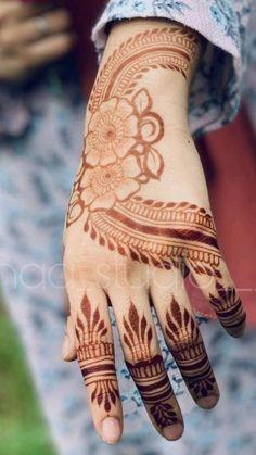 Back Hand Mehndi Designs, Mehndi Designs Book, Latest Bridal Mehndi Designs, Stylish Mehndi Designs, Mehndi Designs 2018, Mehndi Design Pictures, Mehndi Designs For Beginners, Wedding Mehndi Designs, Beautiful Mehndi Design