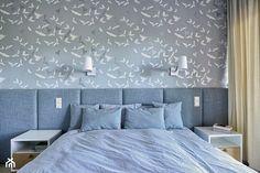Ciepło w drewnie - Sypialnia - zdjęcie od KAPA studio projektowe - homebook
