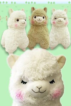 I am shamelessly desperate for an Arpakasso plushie. These Japanese alpaca dolls are surprisingly hard to get, despite being so widely popular. They're on eBay for an average of $26 but some go much higher than that.