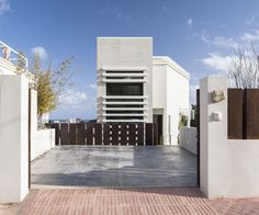 2 Houses In Santa Eularia Des Riu   Ibiza By DeBM Architecture And  Landscaping