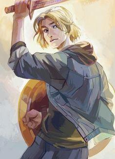 Magnus Chase by Viria