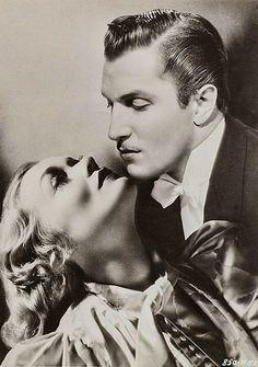 """sala66:  Vincent Price y Constance Bennett en """"Servicio de lujo"""", 1938"""
