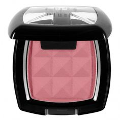 Powder blush in Amber - NYX. I wear this daily and save my more expensive Nars blushes for special occasions and outings. Really like NYX blushes for the price. Cheek Makeup, Blush Makeup, Drugstore Makeup, Blush Beauty, Face Makeup, Bridal Makeup, Drugstore Contouring, Gold Makeup, Contour Makeup