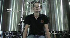 Anja van Zyl   CBC's Junior Assistant Brewmaster! For more info on the CBC Team visit > http://capebrewing.co.za/our-team/