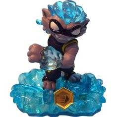 Skylanders Swap Force - Freeze Blade (Swappable-Speed) [Water] Character