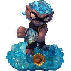 Skylanders Swap Force - Freeze Blade (Swappable-Speed) [Water] Character