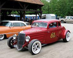 hot rods | ... Enthusiasten! - Artikel - Essen Motor Show: Hot Rods-Sonderausstellung