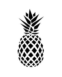 2400x3000 Pineapple Svg Pineapple Silhouette Svg Svg File Instant Pineapple drawing Pineapple tattoo Drawings