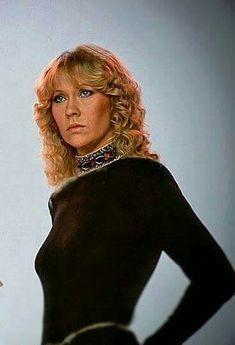 Agnetha Fältskog, ABBA.