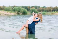 The happy couple also posed on the beach and amidst glistening, colorful trees. The post Autumn engagement session in Texas with joyful lake photos appeared first on Equally Wed, modern LGBTQ+ weddings + LGBTQ-inclusive wedding pros. Fall Engagement, Engagement Session, Couple Posing, Couple Photos, Lake Photos, Save The Date Photos, Beach Poses, Romantic Photos, Colorful Trees