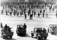 1 marzo 1968. Scontri a Valle Giulia, Roma