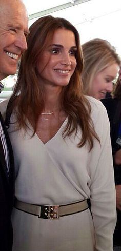 21 September 2014 - Queen Rania of Jordan