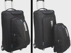 775080575dd2 Thule Crossover Rolling Upright Suitcase w  Detachable Day Pack - 60 Liter  Thule Cargo Bags
