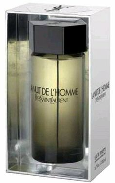 Yves Saint Laurent L'Homme La Nuit De Eau De Toilette Spray for Men, 6.7 Ounce by Yves Saint Laurent. $71.50. Design House:Yves Saint Laurent. Product:La Nuit De L'Homme. La Nuit de L'Homme by Yves Saint Laurent tells a story of intensity, bold sensuality, and seduction that lies half-way between restraint and abandon. Bright, masculine freshness combines with sophistication and nonchalance to create a fresh, yet deep and mysterious scent with notes of Cardamom, Cedar,...