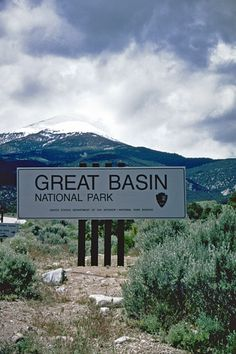 Great Basin National Park, located in the eastern portion of the state of Nevada, preserves a small section of America's vast Great Basin. The park contains lofty mountains, alpine lakes, creeks, desert, limestone caverns, some of the world's oldest living trees, glacial moraines, and even a glacier or icefield, despite the southern latitude.