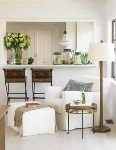 - - cozy corner - -