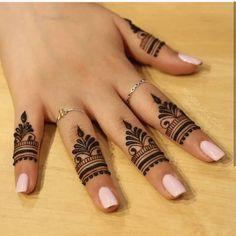 unique finger Mehndi designs that you will absolutely love - Braut Henna - Henna Designs Hand Finger Mehendi Designs, Henna Art Designs, Mehndi Designs For Girls, Mehndi Designs For Beginners, Modern Mehndi Designs, Mehndi Designs For Fingers, Mehndi Design Images, Henna For Beginners, Henna Tattoos