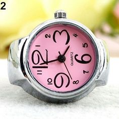 Quartz Finger Watch