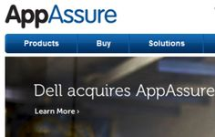 Dell compra AppAssure para backup de software