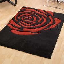 rose welcome mat.