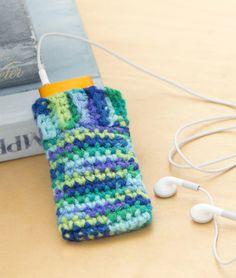 Easy iPod Cozy to crochet before Christmas